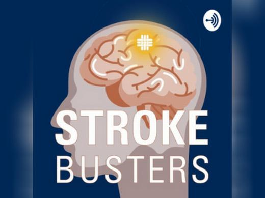 "UTHealth Stroke Institute Launches Podcast, ""Stroke Busters"