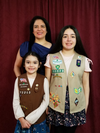 Stroke survivor and mom looks forward to the virtual UTHealth Girl Scouts Stomp Out Stroke Program this year