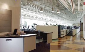 Rec Center Front Desk Contact for Memberships