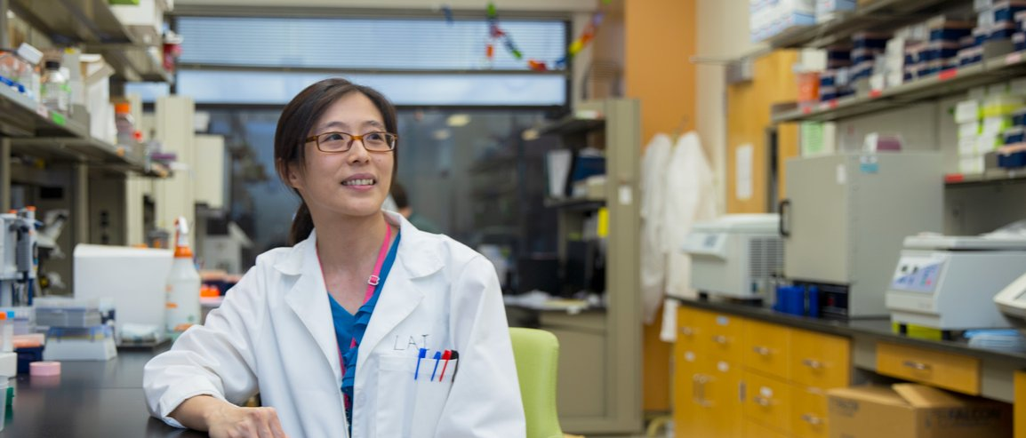 Cizik School of Nursing doctoral student Yun-Ju Lai believes a high level of optimism will not only improve recovery for stroke victims, but it also will help improve everyone's life.