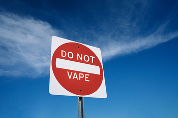 E-cigarettes have become the most commonly used tobacco product by U.S. adolescents.