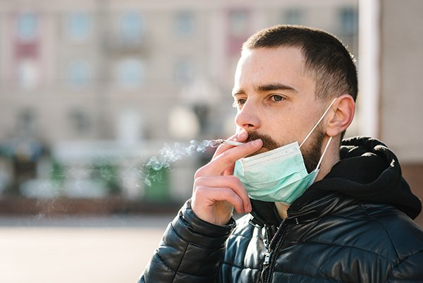image from Thirdhand smoke impacts gut bacteria for infants, study finds