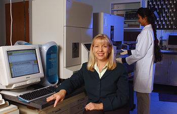 Dianna Milewicz, MD, PhD, has discovered the majority of genes that are now known to cause a predisposition for thoracic aortic aneurysms and dissections. (Photo by UTHealth)
