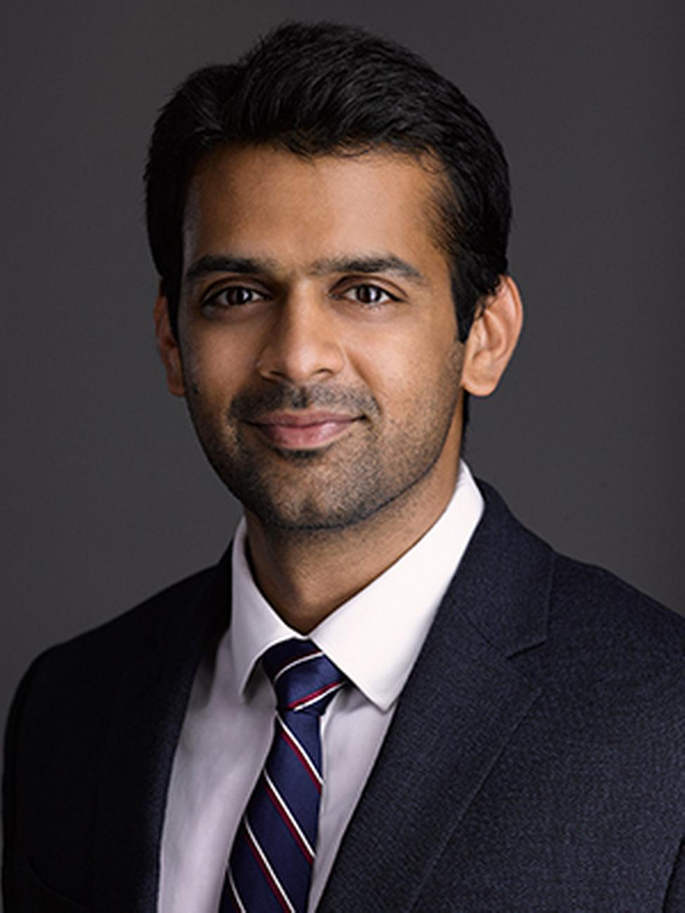 Photo of Ashish Deshmukh, PhD, MPH. Photo credit: UTHealth