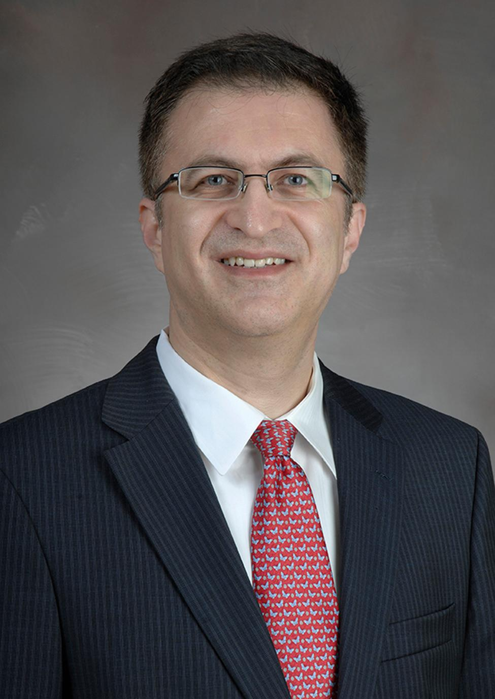 Mohammad Madjid, MD, MS. Photo by UTHealth.