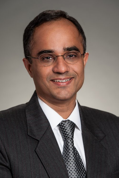 Nitin Tandon, MD, professor of neurosurgery at McGovern Medical School at UTHealth.