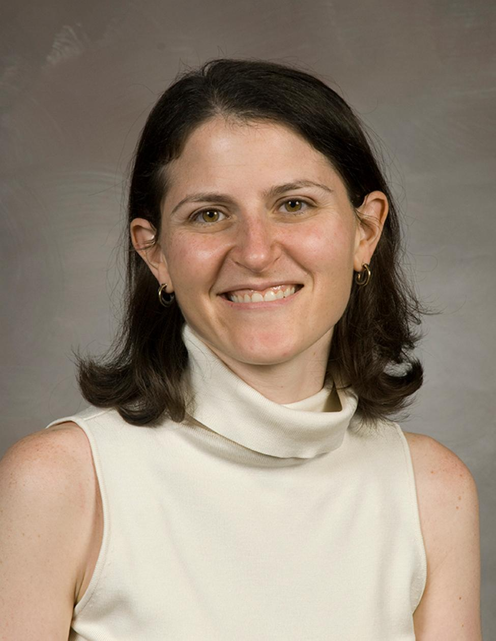 A photo of Melissa Peskin, PhD.