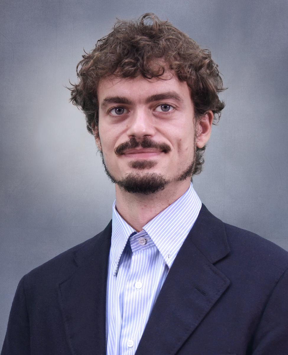 Photo of Luca Giancardo, PhD, assistant professor at UTHealth School of Biomedical Informatics