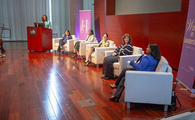 Thumbnail for Five-Star Panel of UTHealth Houston Women Leaders
