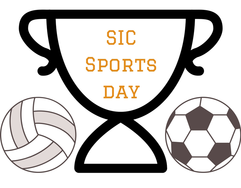 SIC Sports Day Graphic