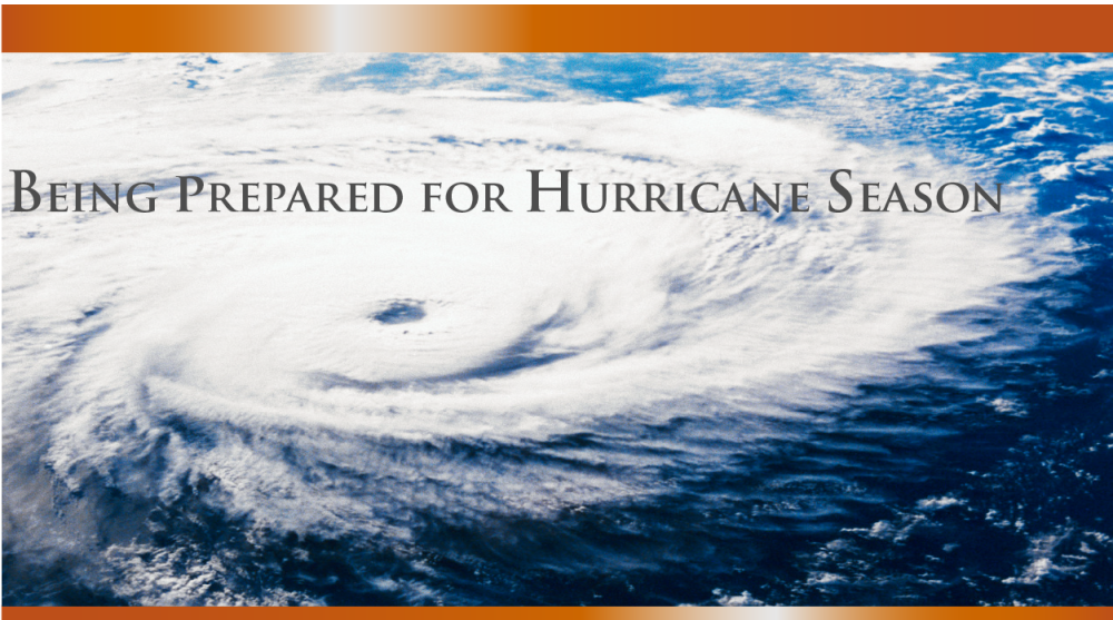 2014 Hurricane Preparedness