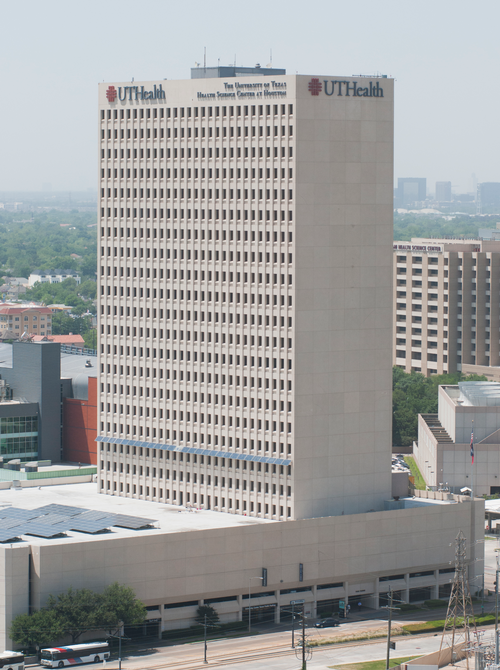 University Center Tower