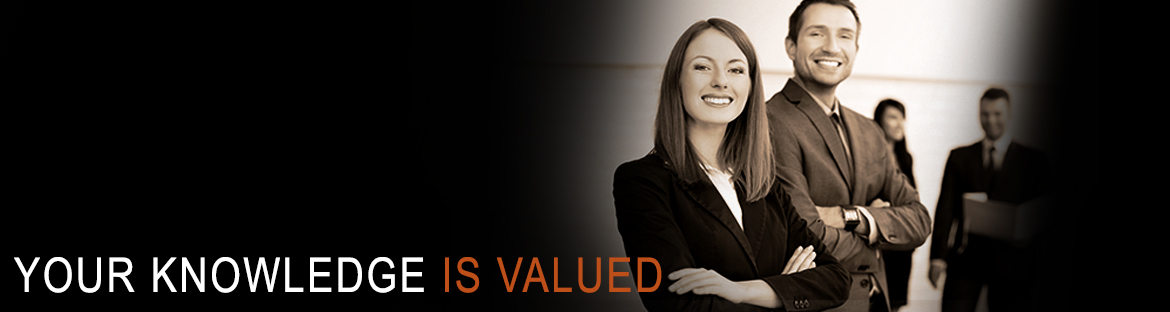 HR Professional Banner Image - Your Knowledge is Valued
