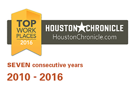 Houston Chronicle - Top Workplaces Image