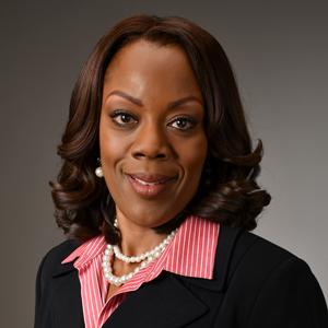 Clausezette Davis headshot