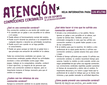 Concussion Fact Sheet for Athletes - Spanish